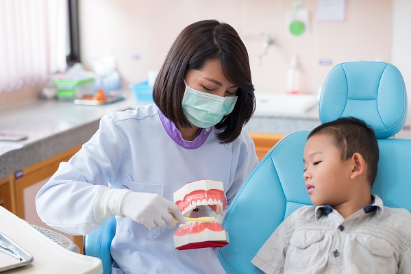 Talking To Your Kid Friendly Dentist About Fluoride